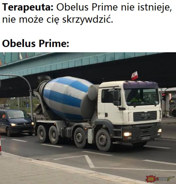 Obelus Prime