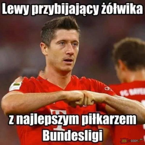 Brawo Lewy!