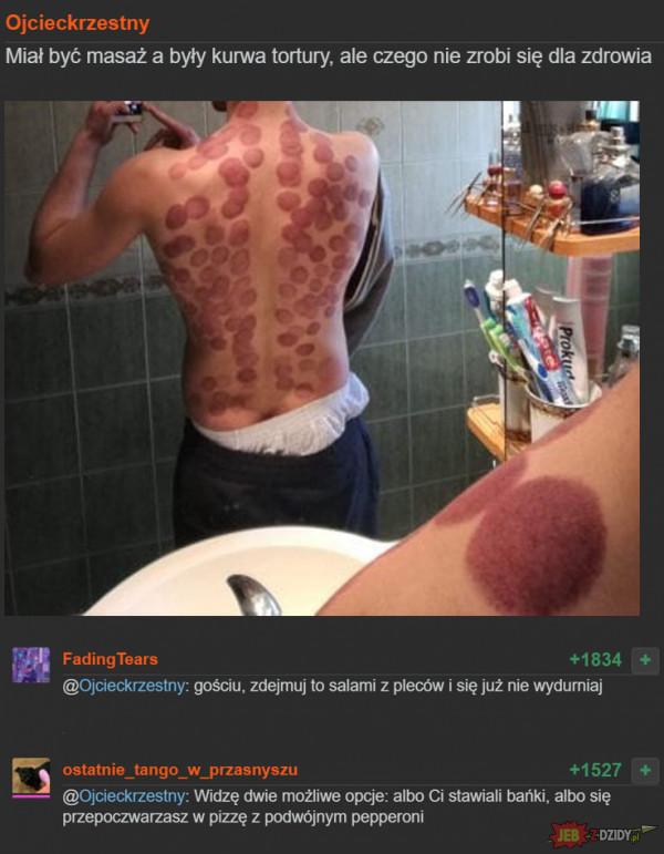Spoko masaż