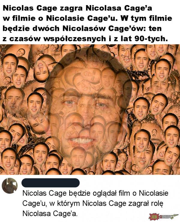 Cage'ocepcja