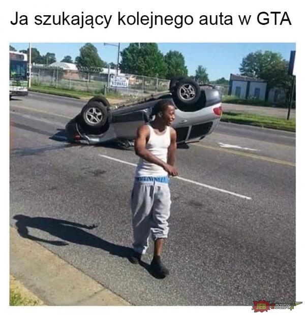 Tymczasem w GTA
