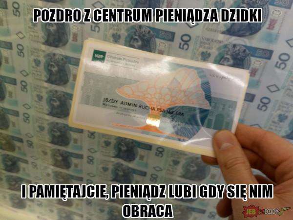 NBP centrum pieniądza imienia Sławomira Skrzypka