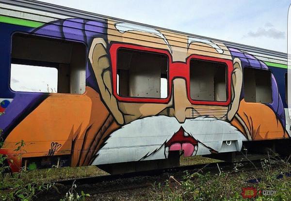 Piękne graffiti