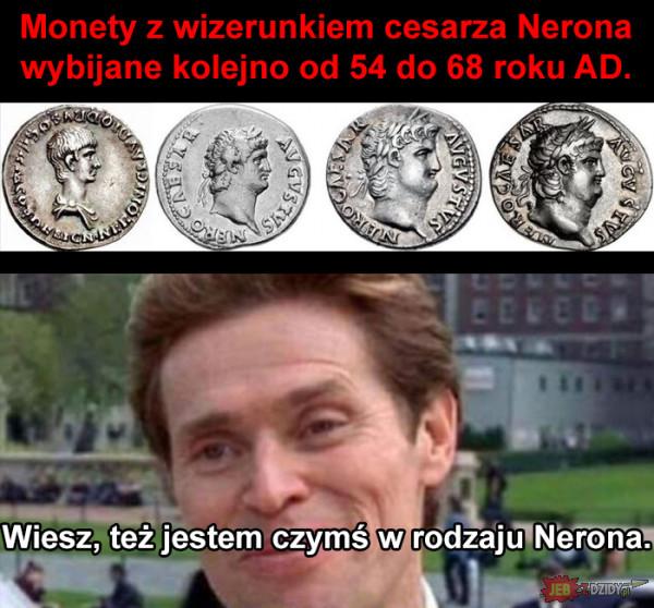 Ewolucja Nerona