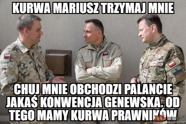 Zwierzchnik Sił Zbrojnych <3
