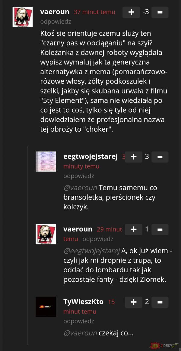 Drop dzidowca