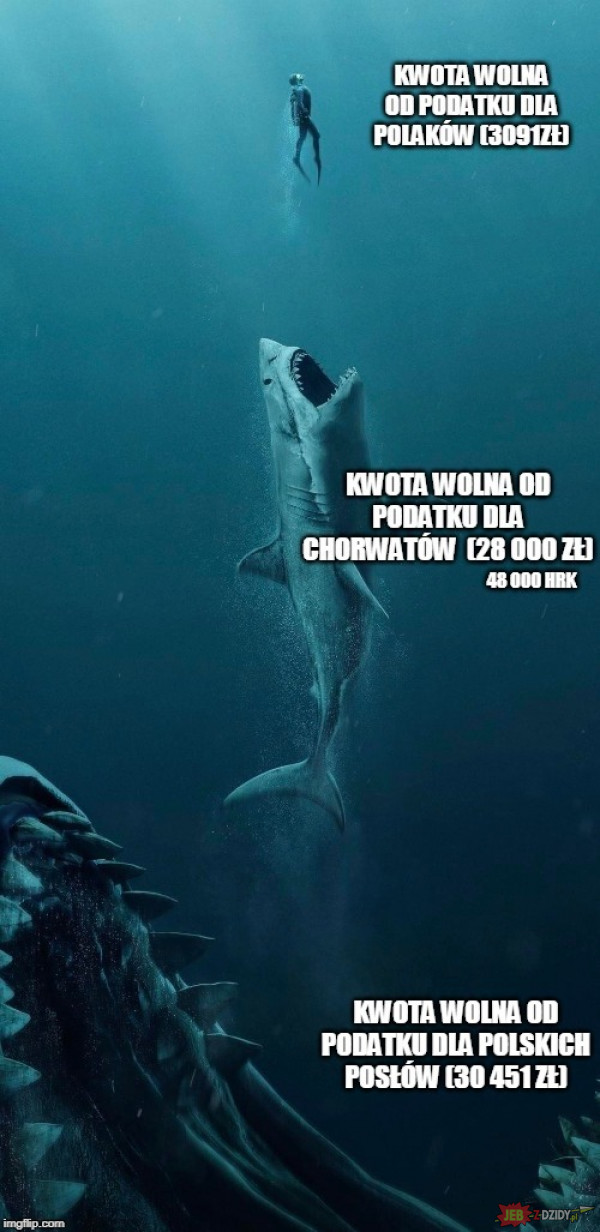 there is always a bigger fish