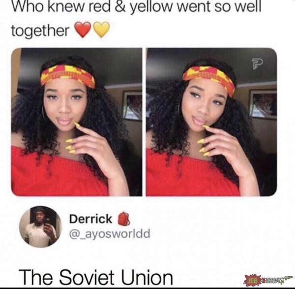 Dwa kolory