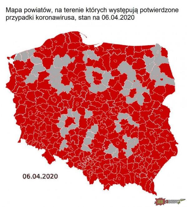 Powiaty w Polsce