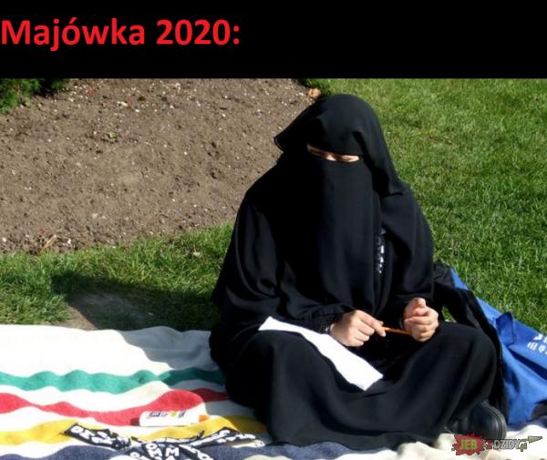 Majówka 2020
