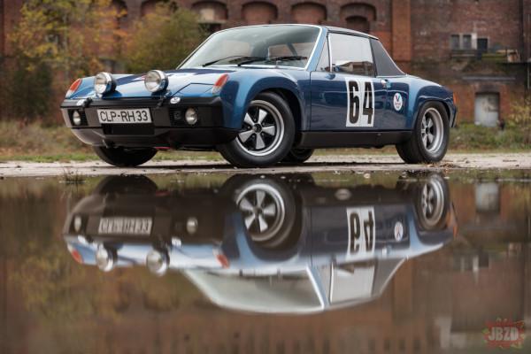 Porsche 914/6 2.0 GT [1970]