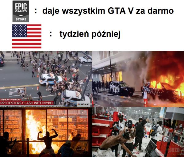 Gry powodują przemoc