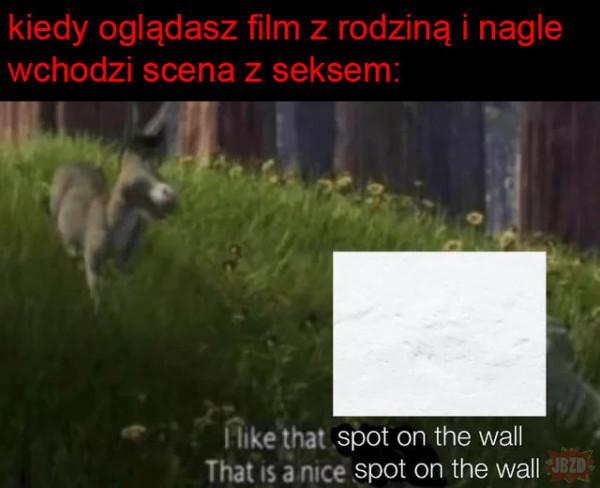 Super jest ta ściana