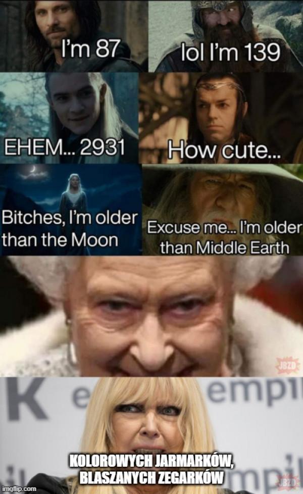 Older than everything