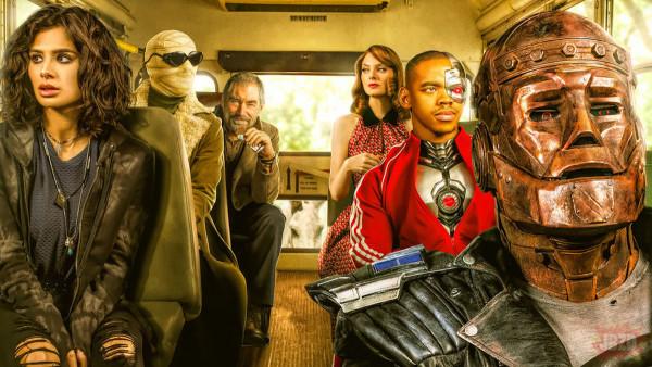 Gdzie mogę obejrzeć serial Doom Patrol ?