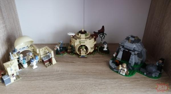 Luke Skywalker historia Legozowana