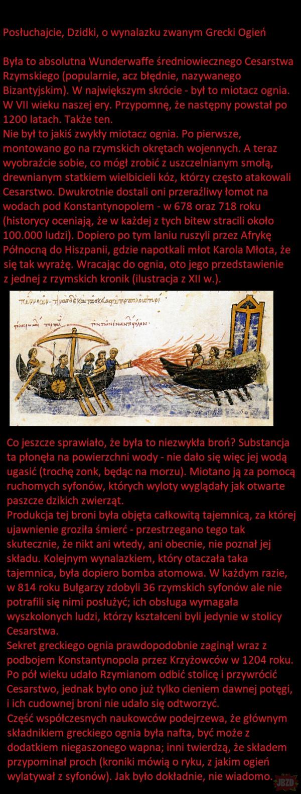 Grecki Ogień