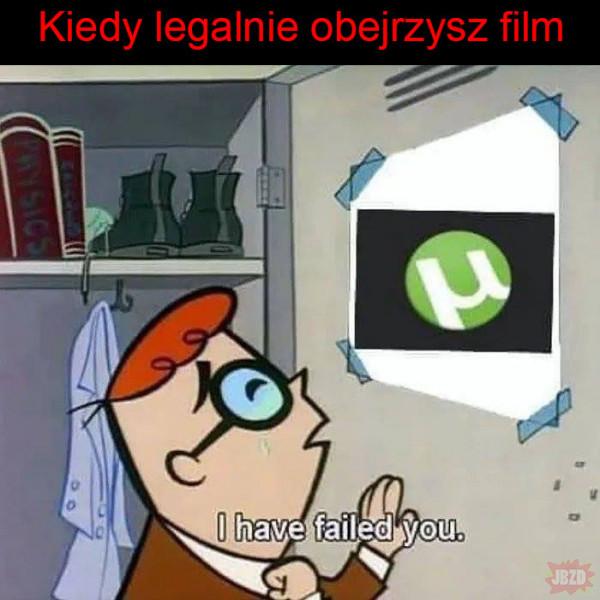 Przepraszam!