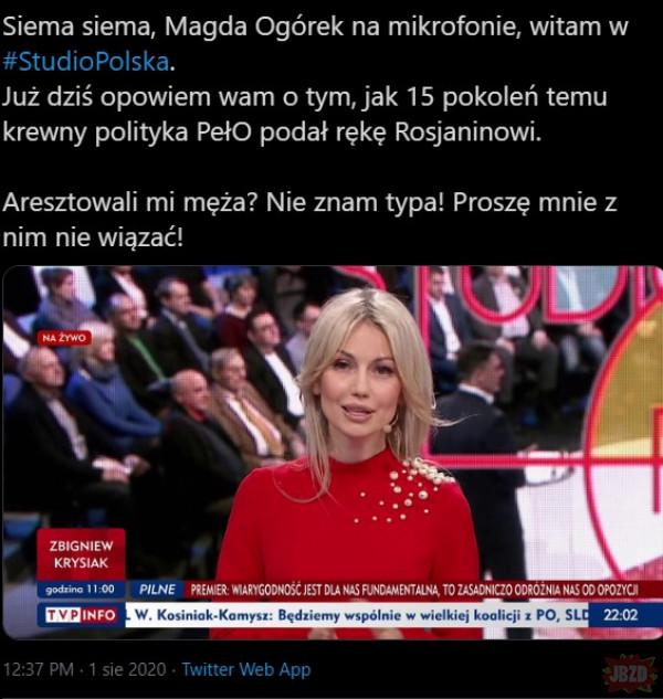 Magda Ogórek xD