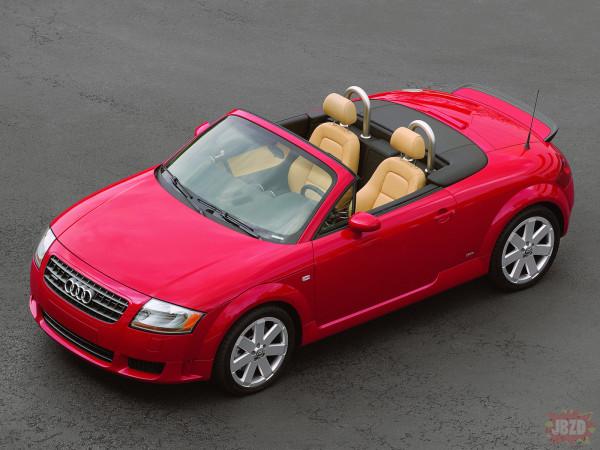 Audi TT 3.2 quattro Roadster 8N [2003]