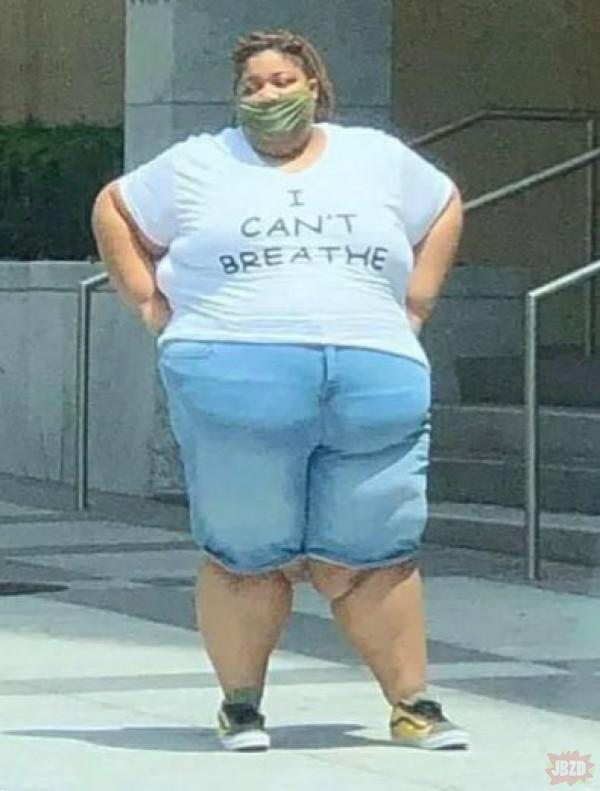 Biedna feministka Nie może oddychać a to tylko wasza wina XD