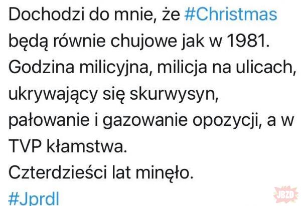 Next Christmas, I gave you my distance
