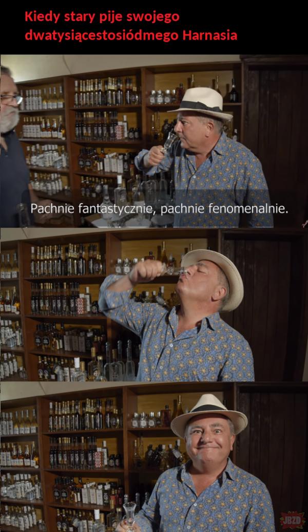 Stary pijany