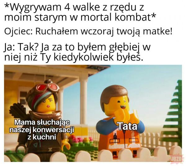 Lego edition.