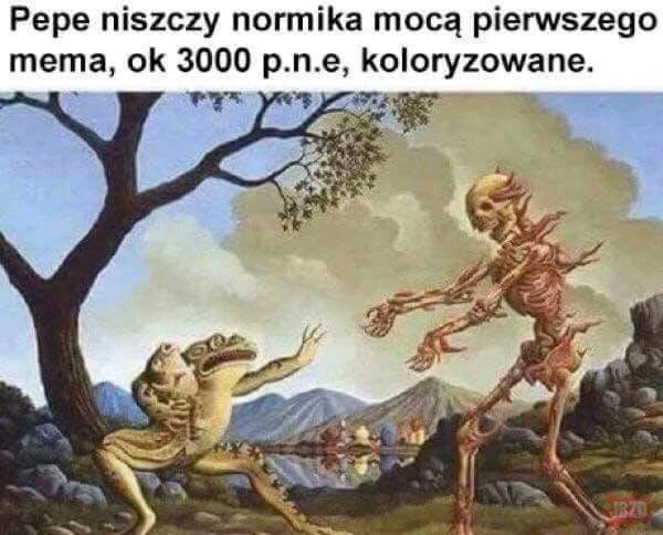 Antyczne Pepe