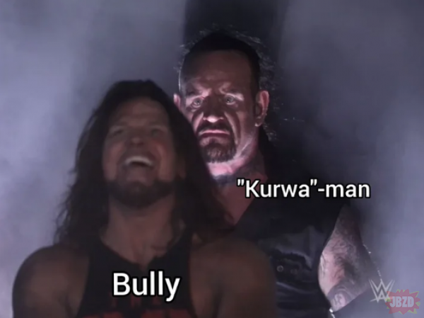 """""""Kurwa""""-man"""