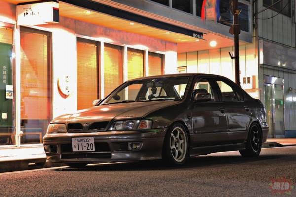 Nissan Primera P11 przedlift/ Infiniti G20