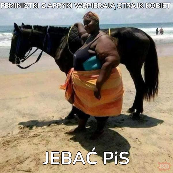 Koń dla podkreślenia skali