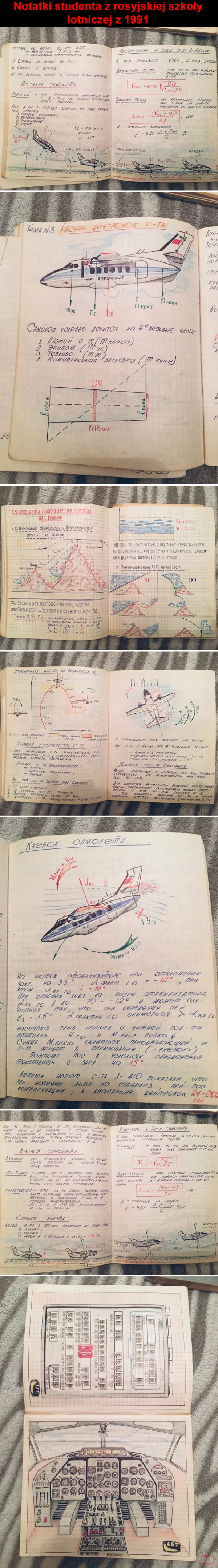 Notatki lepsze niż podręcznik