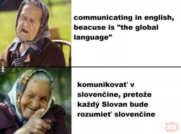 Język ma znaczenie