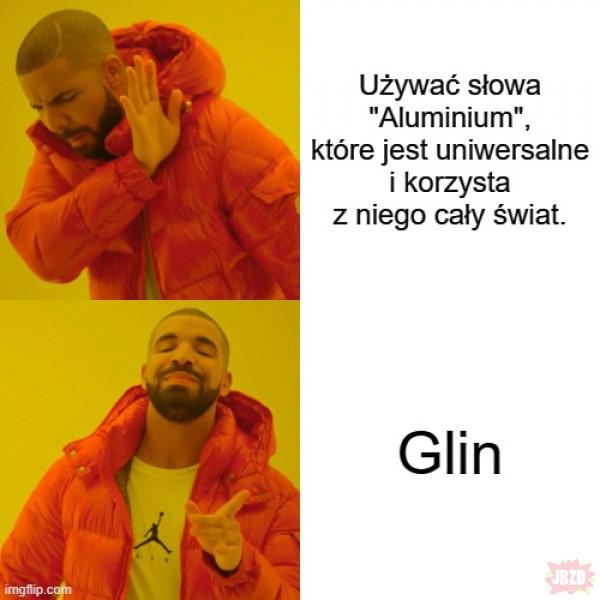 Polska Tablica Mendelejewa be like: