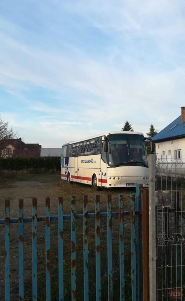 Fanatycy bus-spottingu