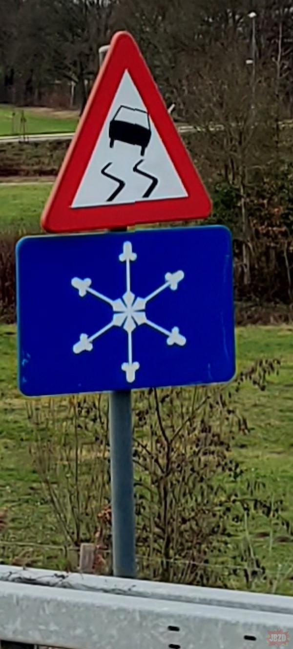 Belgia znak ale jaki ....