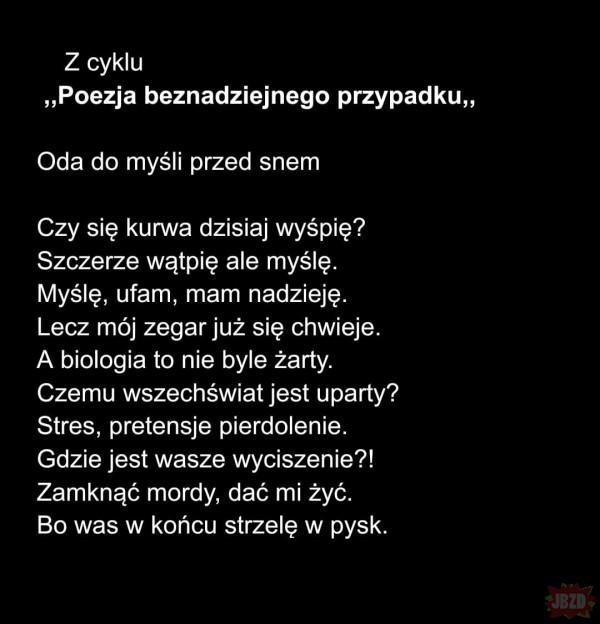 Dzidowa poezja