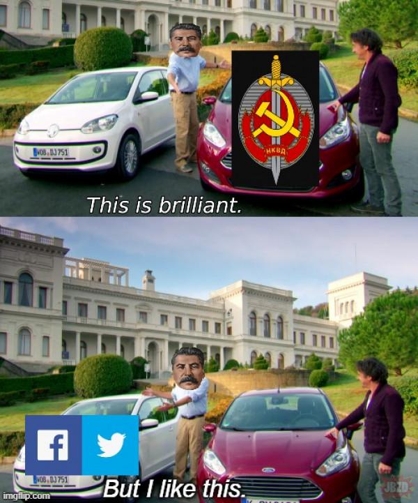 Komunistyczne narzędzia zamordyzmu