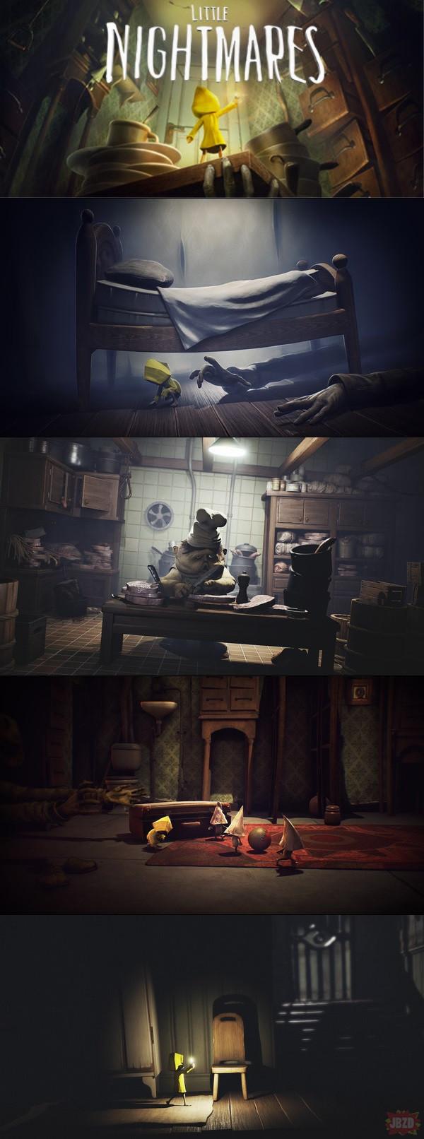 Little Nightmares na PC (steam) za darmo w sklepie Bandai Namco