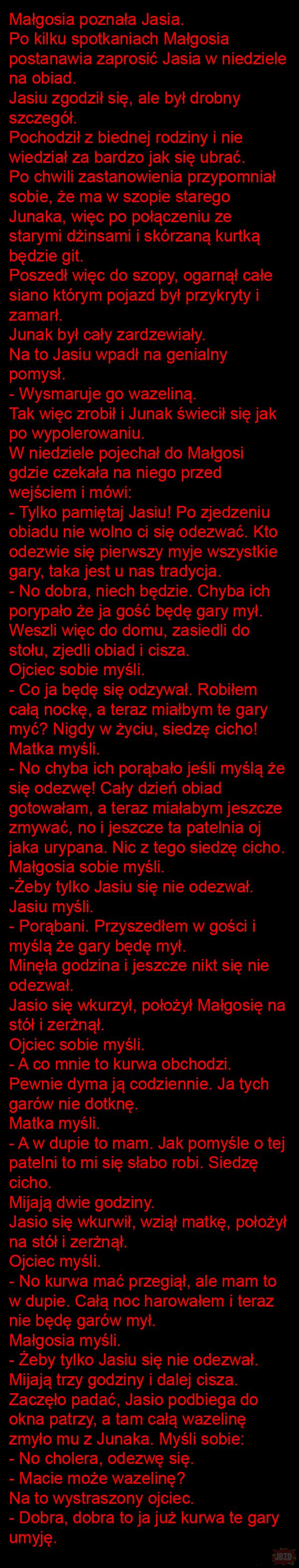Jasio z Małgosią