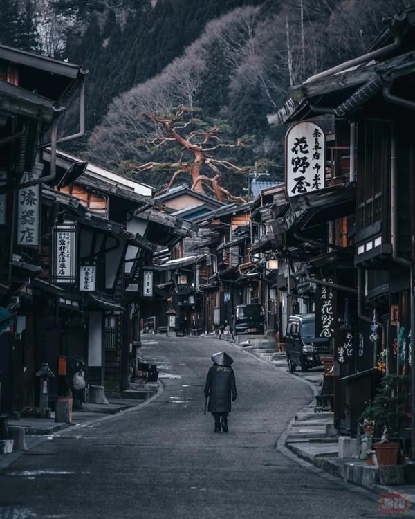 Narai-juku, Japonia