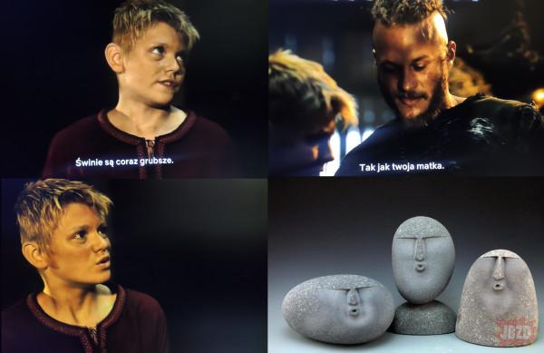 Ragnar z synem