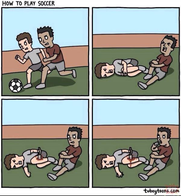 Jak grać w piłkę nożną