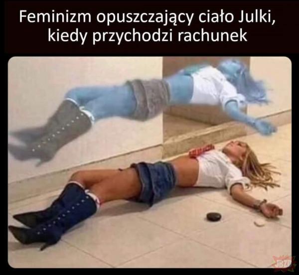 Jakie jest wasze zdanie nt. feministek?