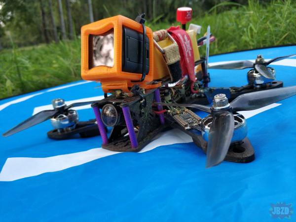 Drony FPV