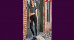 Meet the Texas teen with the world's longest legs