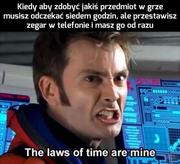 Prawa czasu