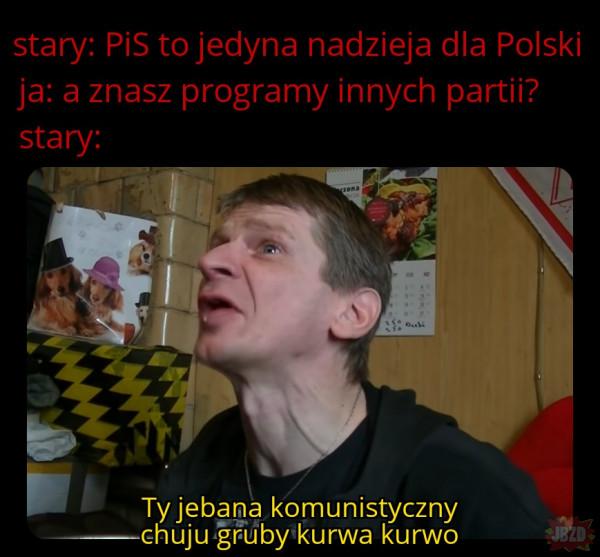 Przestańcie dzielić Polaków