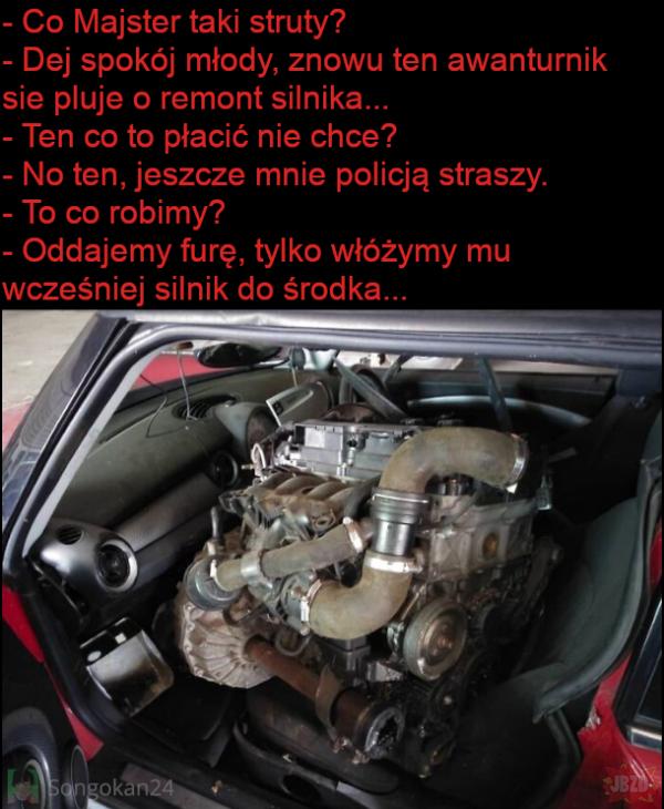 Cebulowa mechanika, odcinek 74